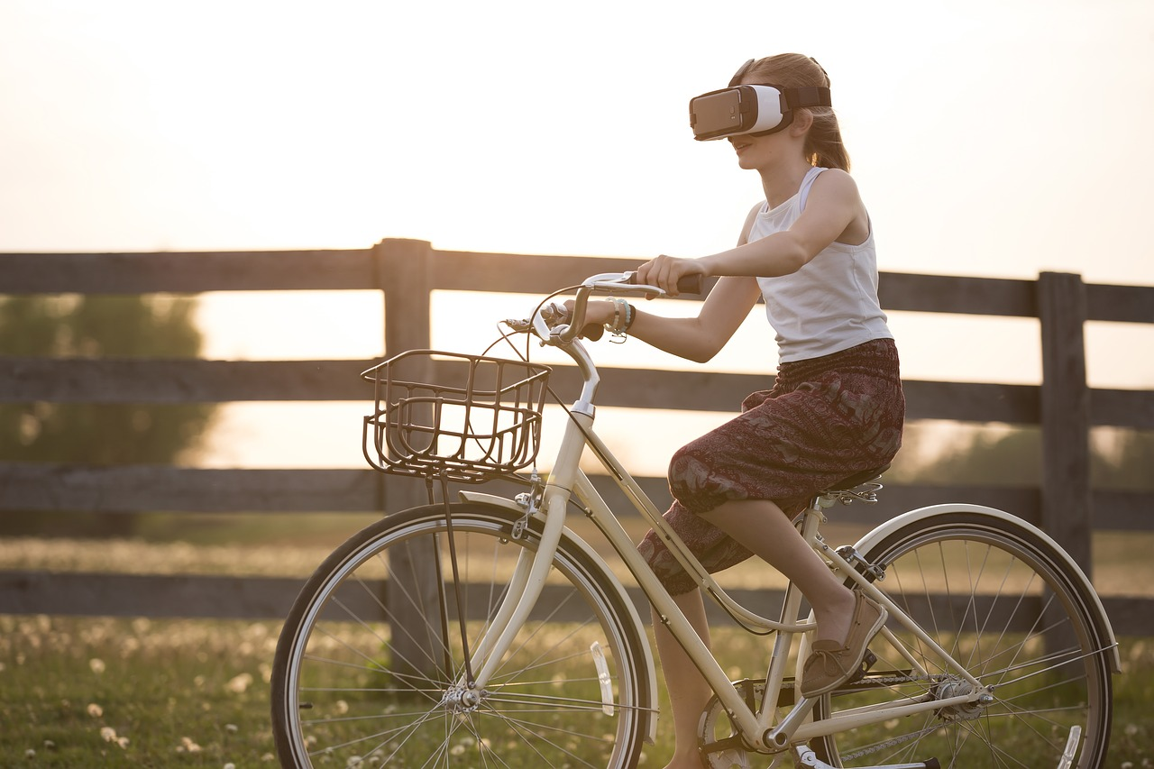 immersive virtuality