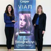 Casper VIA F1