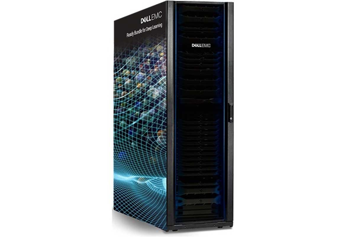 Dell EMC Çözümleri İşletmeler İçin Makine Öğrenimi ve Derin