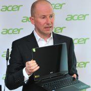 Dünyadaki en büyük beş bilgisayar üreticisinden biri olan Acer'ın EMEA Başkan Yardımcısı Grigory Nizovsky, Türkiye'nin Acer için en önemli pazarlardan biri olduğunu ve kullanıcılara en iyi teknolojiyi ve en iyi deneyimi, en iyi fiyatla sunduklarını aktardı.