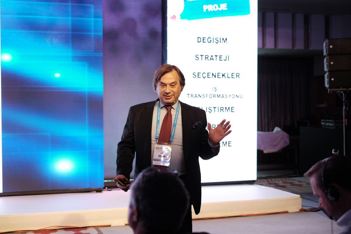 Consulta Yönetim Kurulu Başkanı Prof. Dr. Emre Burçkin