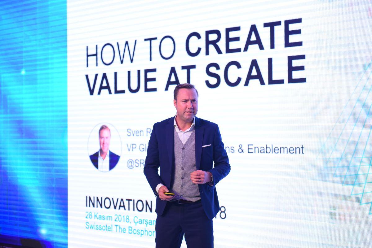 Software AG Endüstri Çözümleri Başkan Yardımcısı Sven Roeleven